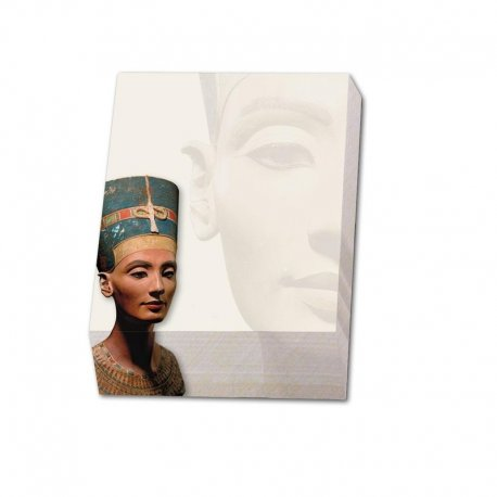 Bloc notite Bustul Reginei Nefertiti