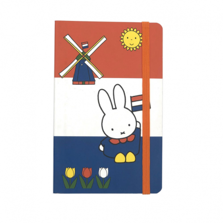 Carnet notite A6 Miffy - Holland Dick Bruna