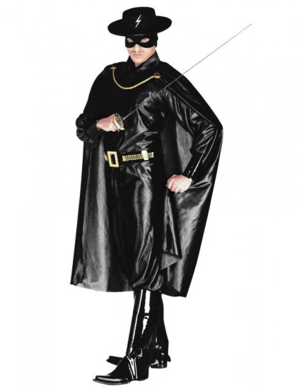 Costum Zorro adult