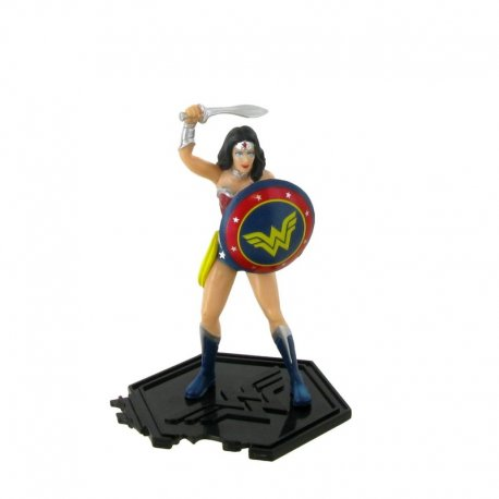 Figurina Comansi - Justice League- Wonder Woman
