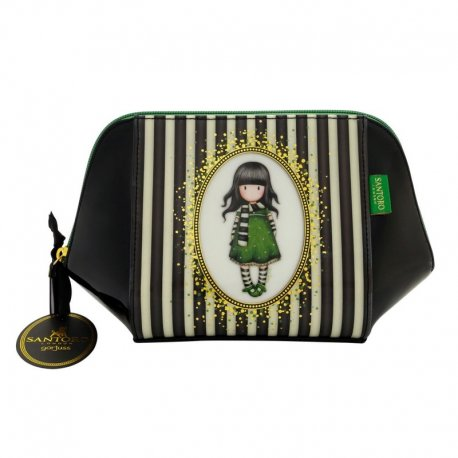 Gorjuss Pouch mare structurat - The Scarf