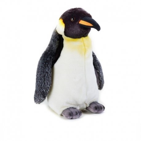 Jucarie din plus National Geographic Pinguin 28 cm