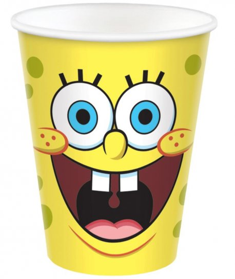 set-8-pahare-party-spongebob