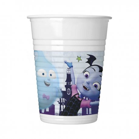 Set 8 pahare party Vampirina