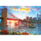 Puzzle 1000 piese - Sunset On New York