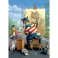Puzzle 500 piese - The Painter Cat-Don Roth