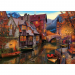 Puzzle 2000 piese - Canal Homes
