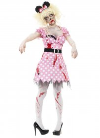 Costum Minnie Mouse Halloween