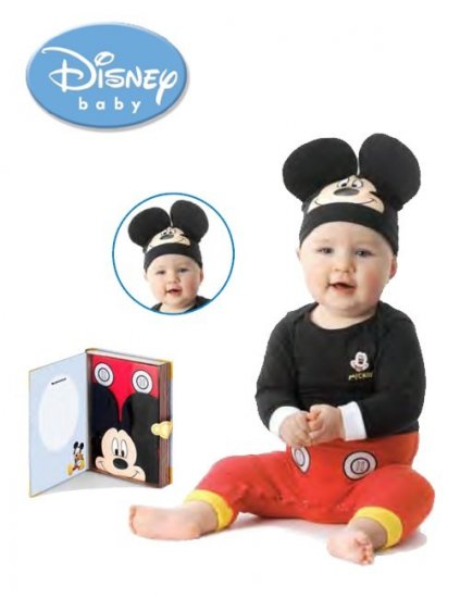 pijama-copii-bebe-disney-mickey-playama